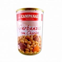 Campanal Garbanzos con Chorizo - 425g