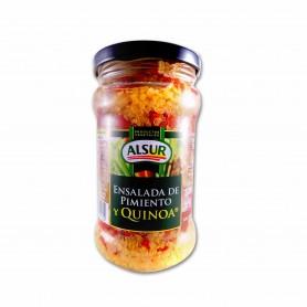 Alsur Ensalada de Pimiento y Quinoa - 300g