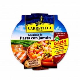 Carretilla Ensalada de Pasta con Jamón - 240g