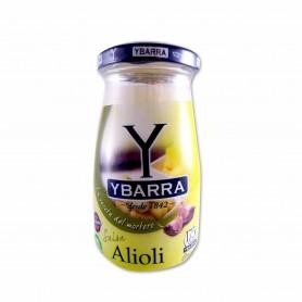 Ybarra Salsa Alioli - 225ml