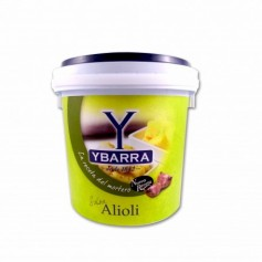 Ybarra Salsa Alioli - 1,8L