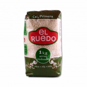 El Ruedo Arroz Redondo - 1kg
