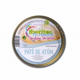 Iberitos Paté de Atún - 140g