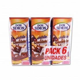 Don Simón Batido de Chocolate - (6 Unidades) - 1200ml