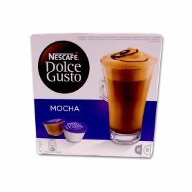 Nescafé Dolce Gusto Café Mocha -(16 Cápsulas) - 216g