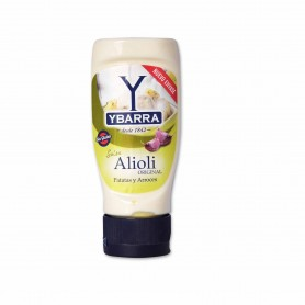 Ybarra Salsa Alioli Original - 300ml