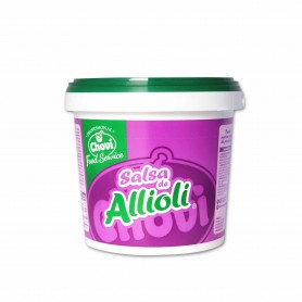 Chovi Salsa Alioli - 2000ml