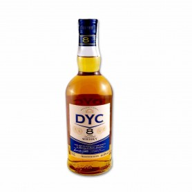 Dyc Whisky 8 Años - 70cl