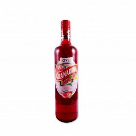 Rives Bebida Refrescante Aromatizada de Granadina Tropic - 1L