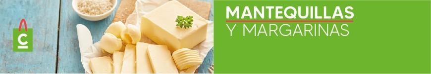 Mantequillas y Margarinas
